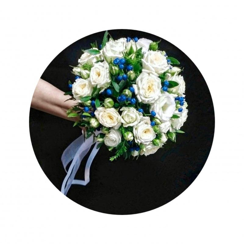 февраль свадебный букет роза эустома как делать фотографии реальными
